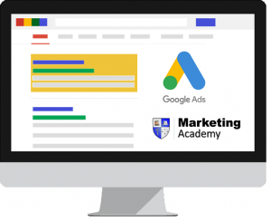 Google Ads, Search Engine Marketing Training Course, Adwords training Course, keyword marketing training course - The Digital Marketing Academy
