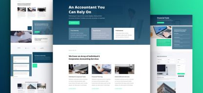 accountant-layout-landing-pages-with-call to action for digital and SEO Marketing - Marketing Academy compared King Kong